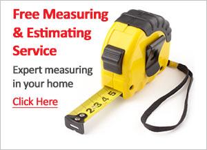 Free carpet measuring and estimating